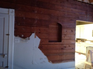 Rehabbing old houses