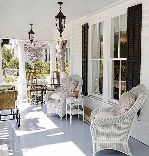 Southern Seazons Top 5 Posts Of 2015: TOP 5: Why Every Southern Belle Needs A Southern Porch